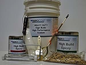 Amazon Com Aerocoat High Build Epoxy Floor Coating System