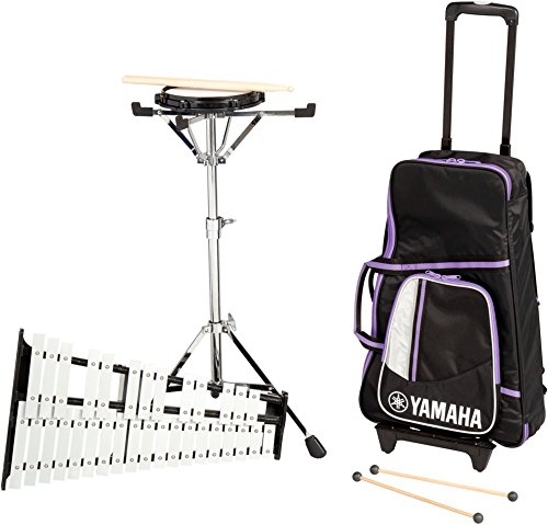 Bells Concert (Yamaha 285 Series Mini Bell Kit with Backpack and Rolling Cart)