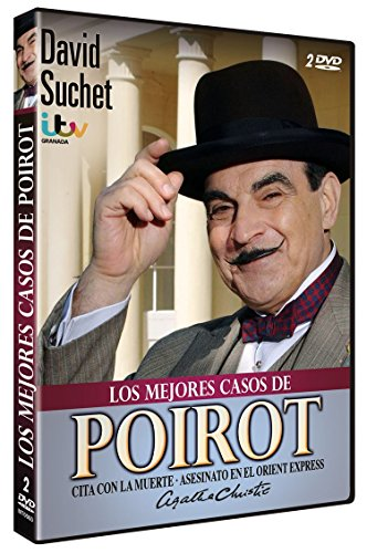 Los Mejores Casos De Poirot - Asesinato en el Orient Express + Cita con la muerte - Appoinment With Death + Murder On The Orient Express [ Non-usa Format: Pal -Import- Spain ]