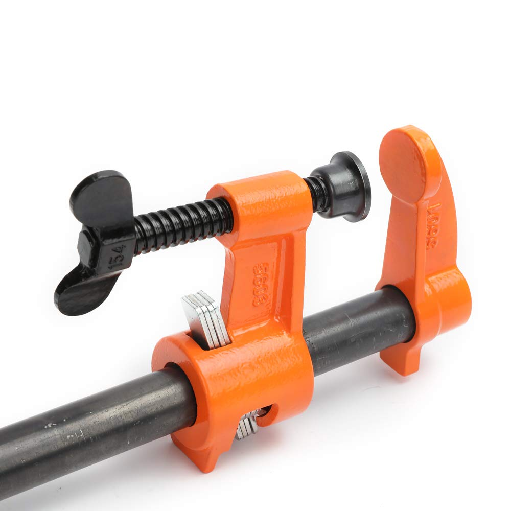Pony 56 2-1/2'' Deep Reach Clamp & Spreader Fixture for 3/4'' Pipe