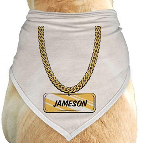 jameson-doggie-gold-chain-triangle-dog-bandana