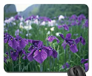 Raining day Mouse Pad, Mousepad (Flowers Mouse Pad)