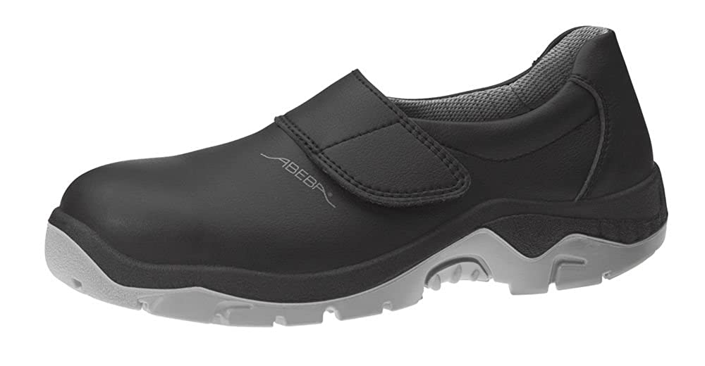 Zapatos de Seguridad Cocina Guantes Negro Abeba 2135