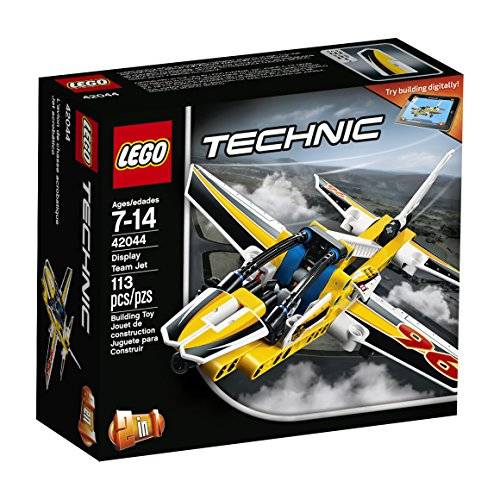 LEGO Technic Display Team Jet 42044 Building Kit (Hydroplane Boat)