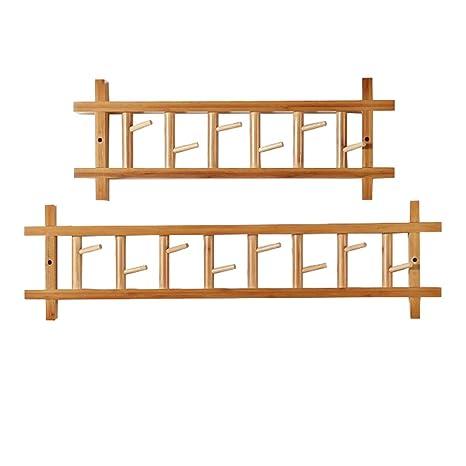 Amazon.com: Perchero de pared para colgar en la pared o en ...
