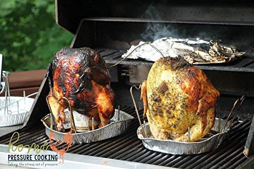 Debbiedoo's Home Pressure Cooking Beer Can Chicken Holder Rack for Use with Instant Pot,Grill Or Oven by Debbiedoo's Home Pressure Cooking (Image #6)