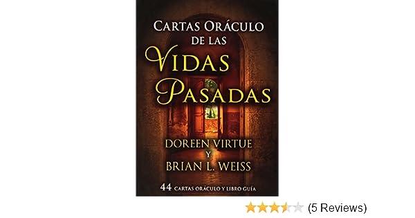 Cartas oráculo de las vidas pasadas : 44 cartas oráculo y ...