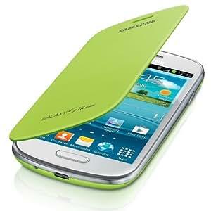 Samsung EFC-1M7FMEG Libro Verde funda para teléfono móvil - Fundas para teléfonos móviles (Libro, Samsung, Samsung GALAXY S III mini, Verde)