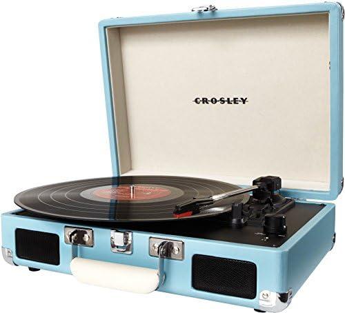 Crosley Cruiser - Tocadiscos, Color Turquesa: Amazon.es: Electrónica