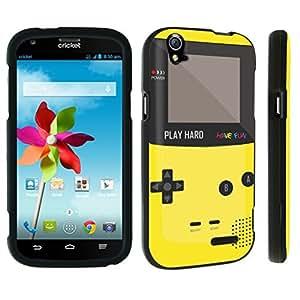 DuroCase ? ZTE Grand X Z777 Hard Case Black - (Gameboy Yellow)