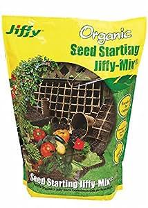 Jiffy Natural & Organic Starter Mix 16 Quart