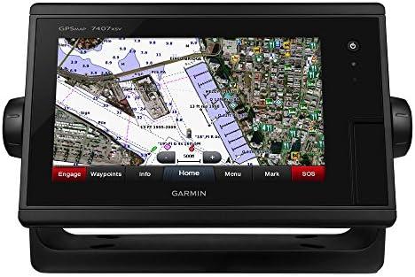 Garmin GPSMAP 7407xsv J1939 mit 7-Zoll-Display Planificador de Tarjetas Preparado para Red, Unisex Adulto, Negro, Talla única: Amazon.es: Deportes y aire libre