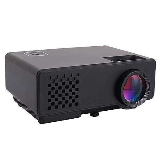 TBY Proyector, Mini proyector, proyector de Video HD 120 ...