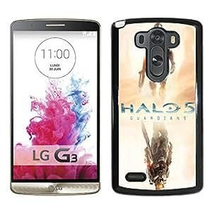 Halo-5-Guardians Black LG G3 Case Sale Online