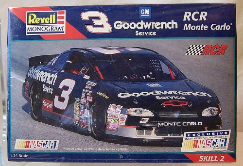 Revell-Monogram Dale Earnhardt Goodwrench Plus Monte Carlo Kit ()