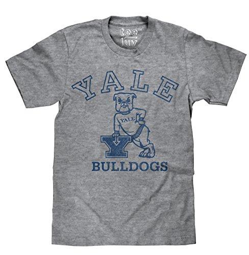 yale bulldogs t shirt - 3