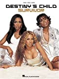 Destiny s Child: Survivor (Sheet Music for Vocal, Piano, Guitar) by Beyonce Knowles (2002-01-09)