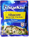 Image of StarKist White Albacore Tuna Pouch in Water, 6.4 Ounce (Pack of 1)