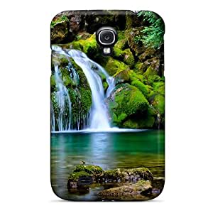 S4 Scratch-proof Protection Case Cover For Galaxy/ Hot Garden Of Eden Phone Case