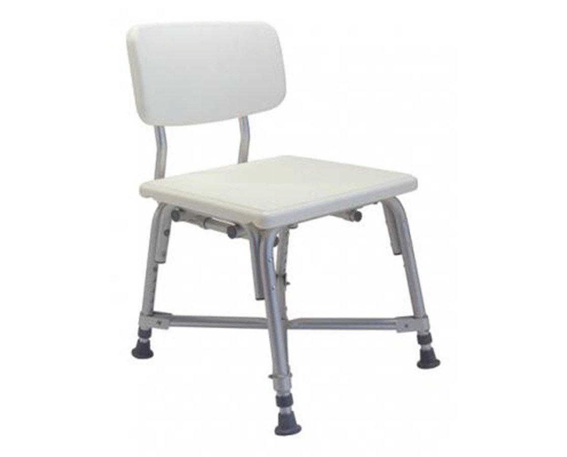 Lumex 7939A Bariatric Bath Seat with Backrest (Pack of 2) 51WexXHtVBL._SL1116_