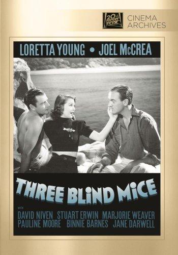 Three Blind Mice Charm - Three Blind Mice