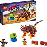 LEGO The Movie 2 Ultrakatty & Warrior Lucy! 70827 Action Creative Building Kit for Kids (383 Pieces)