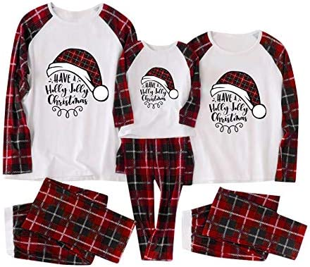 Ni_ka - Pijama de Navidad, diseño con texto en inglés