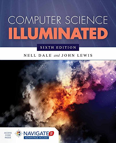 Computer Science Illuminated by Jones & Bartlett Learning