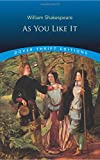 Image of As You Like It (Dover Thrift Editions)