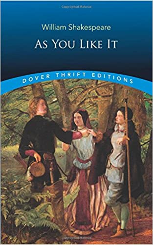 Book As You Like It: Dover Thrift Edition (Dover Thrift Editions)