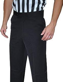 Amazon.com: Smitty Baloncesto Frente plano Pantalones de ...