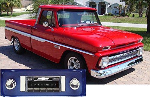 1964 chevy truck radio - 4