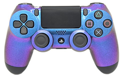 Chameleon PS4 Rapid Fire Modded Controller, Works with All Games, COD, Rapid Fire, Dropshot, Akimbo & More (Modded Call Of Duty Black Ops)