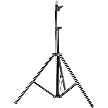 Neewer 190 cm Soporte de Luz para Relfectors, Cajas de Luz, luces, Paraguas, Fondos