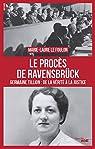 Le procès de Ravensbrück par Le Foulon