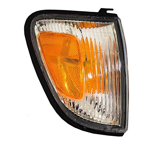 (Passengers Park Signal Side Marker Light Lamp Replacement for Toyota Pickup Truck 8161004060 AutoAndArt)