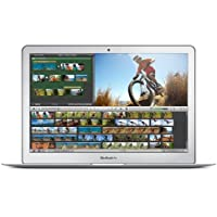 Apple MacBook Air MD761LL/A 13.3-Inch Laptop (OLD VERSION) (Certified Refurbished)