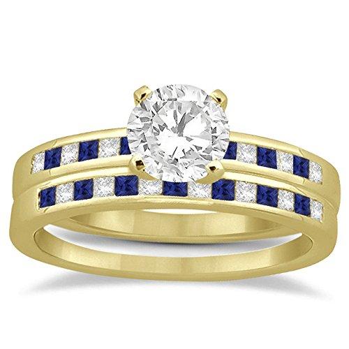 0.54 Ct Princess Diamond - 4