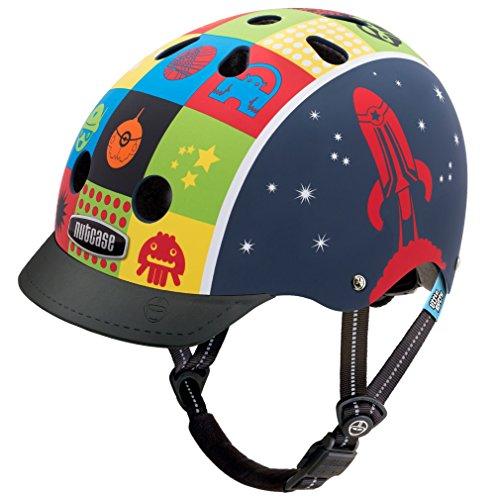 Nutcase - Little Nutty Street Bike Helmet, Fits Your Head, Suits Your...