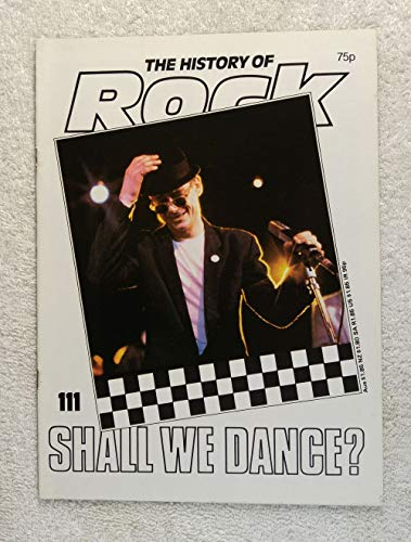 Mike Barson - Madness - Shall We Dance - The History of Rock Magazine #111 (1982) - Other Content: Ska, Reggae, Dexy's Midnight Runners - 20 Pages