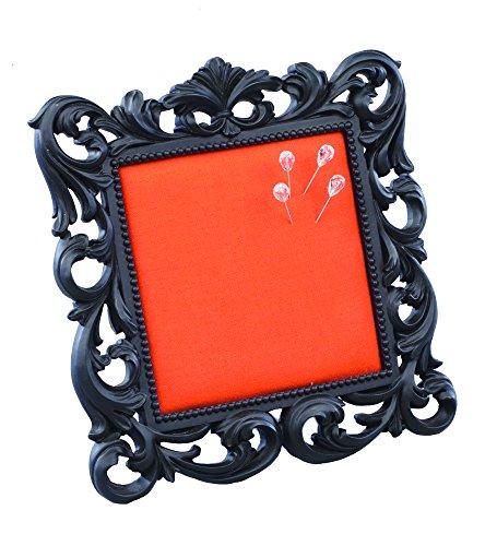 Orange Fabric Memo Board - Tripar 35879 Fabric Fashion Memo Board, 10