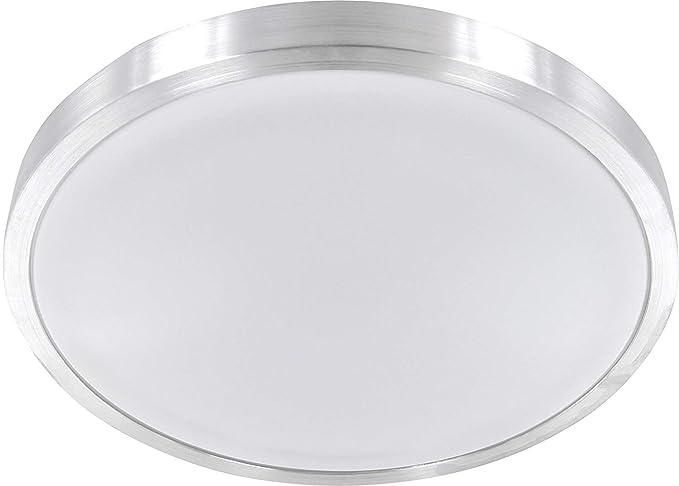 Plafoniere Da Soffitto Bagno : Led w alluminio lampada da soffitto plafoniera bagno ip
