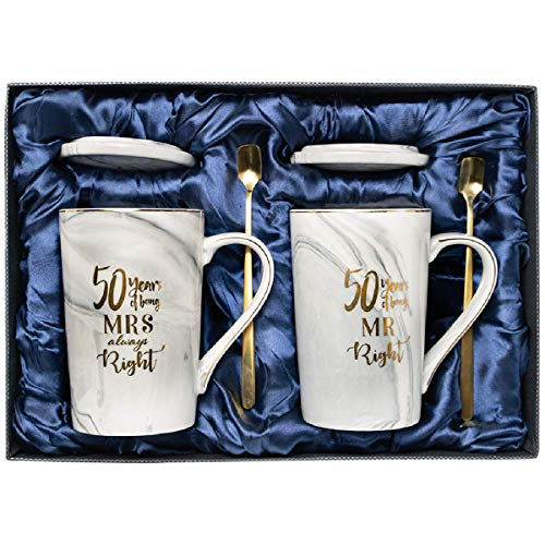 50th anniversary gifts for couple, 50th Wedding Anniversary Gifts, Golden Anniversary Gifts for Couples, Gifts For Grandparents, Gifts for 50th anniversary, Grandpa & Grandma (Ideas Anniversary Gifts 50th)