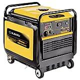 Subaru RG4300iS 9.0 HP Gas Powered Inverter Generator, 4300W