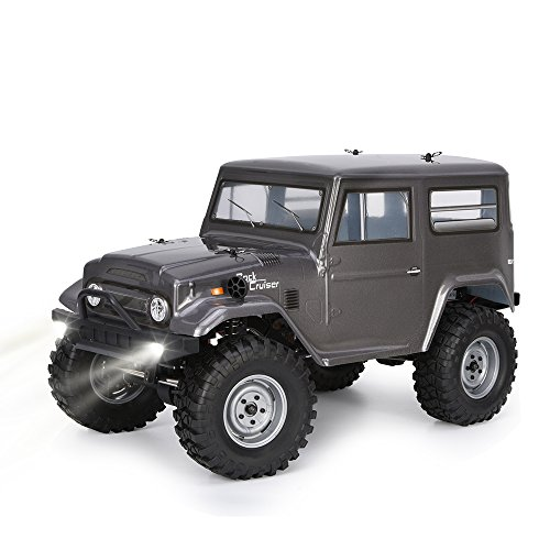 RGT 1/10 Scale RC Crawlers Racing Electric 4wd Off Rock Cruiser RC-4 Climbing ()