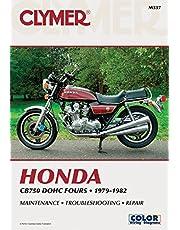 Clymer Honda CB750 DOHC Fours 1979-1982: Maintenance, Troubleshooting, Repair