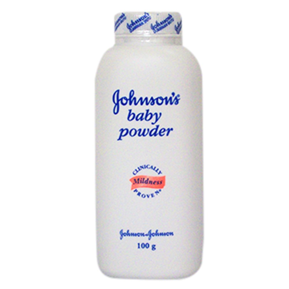 Johnson's Baby Powder White (100g) 101415 Johnson's