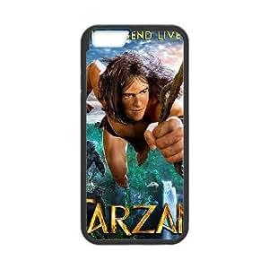 Tarzan iPhone 6 Plus 5.5 Inch Cell Phone Case Black UJP
