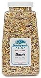 Harmony House Foods, Dried Shallots, Chopped, (12 Ounce Quart Size Jar) – Set of 2
