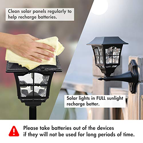 Buy solar light batteries